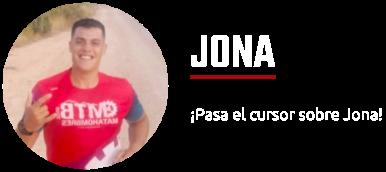 Fotografía Jona